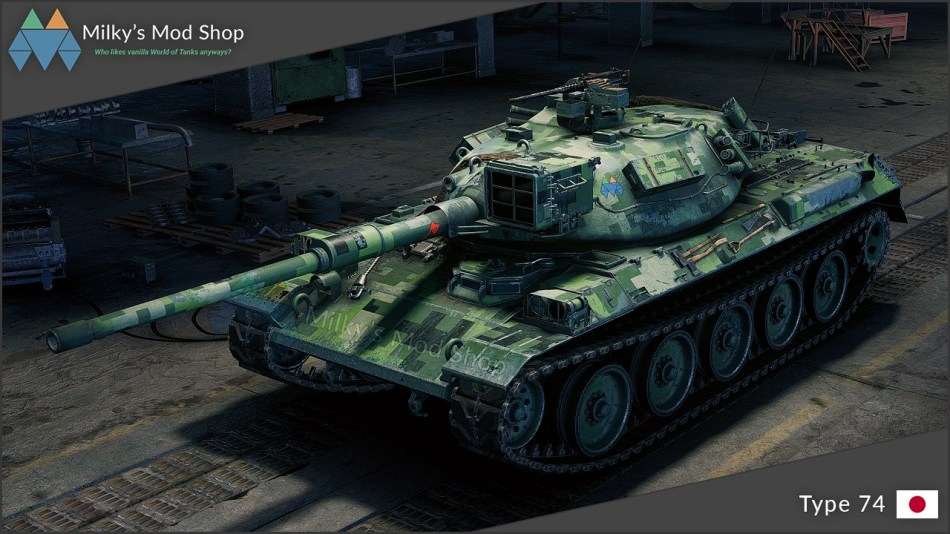 type-74-front