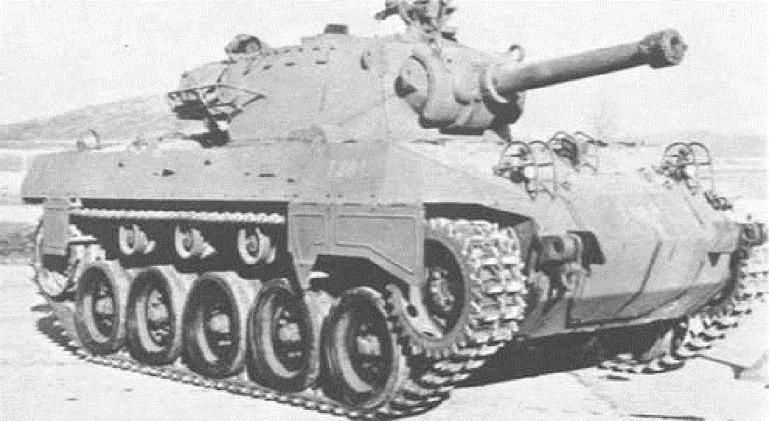 m18-t88-105mm 곡사포