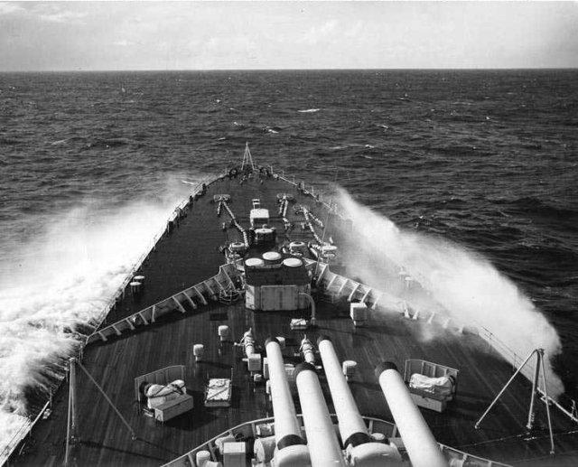 HMS_Vanguard_-_Operation_Mainbrace_1952_-_I03681
